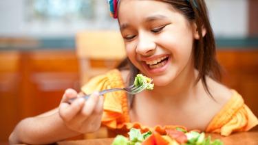 alimentazione nei bambini