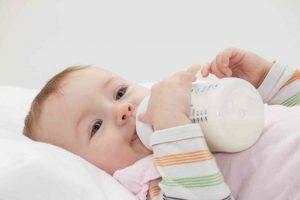 allergia al latte nei bambini
