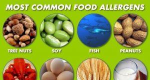 allergie comuni nei bambini