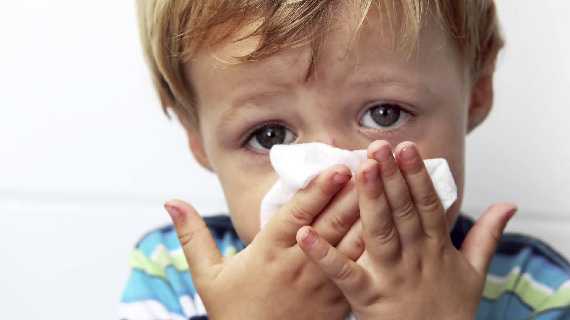 sinusite nei bambini come curarla