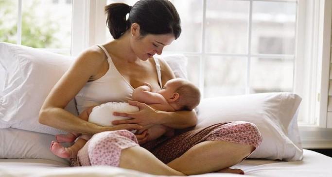 allattare in gravidanza