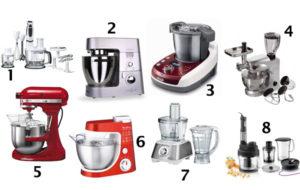 Cosa sono e come funzionano i Robot da cucina
