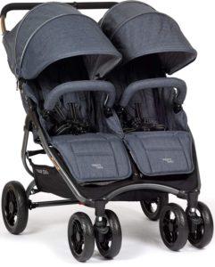 passeggino gemellare valco baby